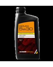 Xenum SEMIX 5W30 гибридное синтетическое моторное масло, 1л