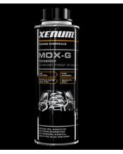 MOX-G Добавка в масло с эстерами с графитом и дисульфидом молибдена, 300мл