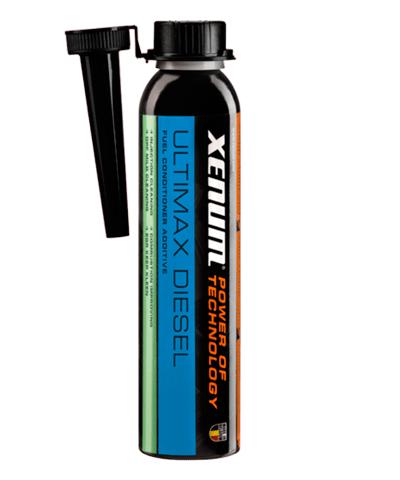 Xenum Ultimax Diesel присадка для очистки топливной системы, фильтра и турбиныl, 350мл