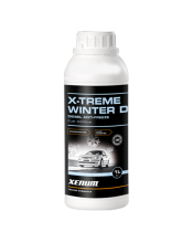 X-TREME WINTER D diesel anti-freeze депрессорная присадка в дизтопливо антигель, 1л