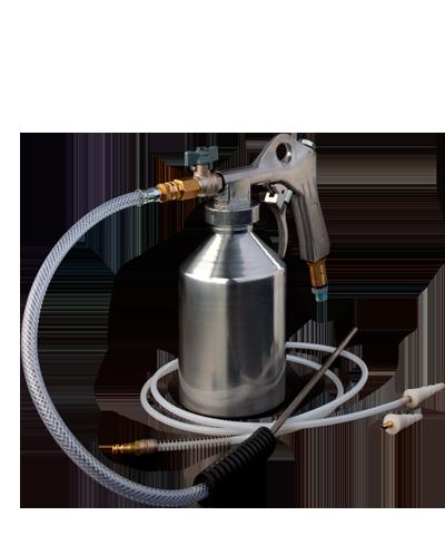 DPF FLUSH двухступенчатая очистка для забитого сажевого фильтра