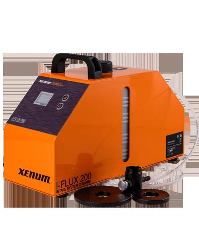 XENUM I-FLUX 200 установка для очистки впускной системы дизельных двигателей