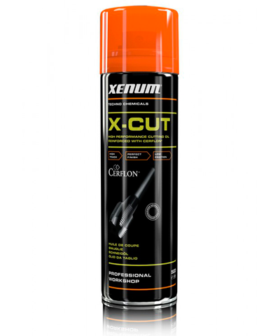 X-Cut with Cerflon Масло для смазки режущего инструмента