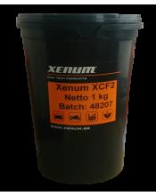 XCF2 advanced Cerflon grease литиевая смазка тефлонно-керамическая, 1кг