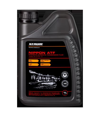 Xenum XA Nippon ATF  синт.жидкость для АКП, 1л