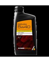 Xenum SEMIX 5W40 гибридное синтетическое моторное масло, 1л