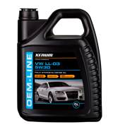 Xenum OEM-LINE VW LL-03 5w30 синтетическое моторное масло для группы VAG, 5л