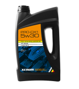 Xenum PRO DX-1 5W30 synhetic oil, 5л