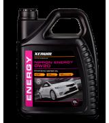 Xenum NIPPON ENERGY 0W20 синтетическое энергосберегающее моторное масло, 5л